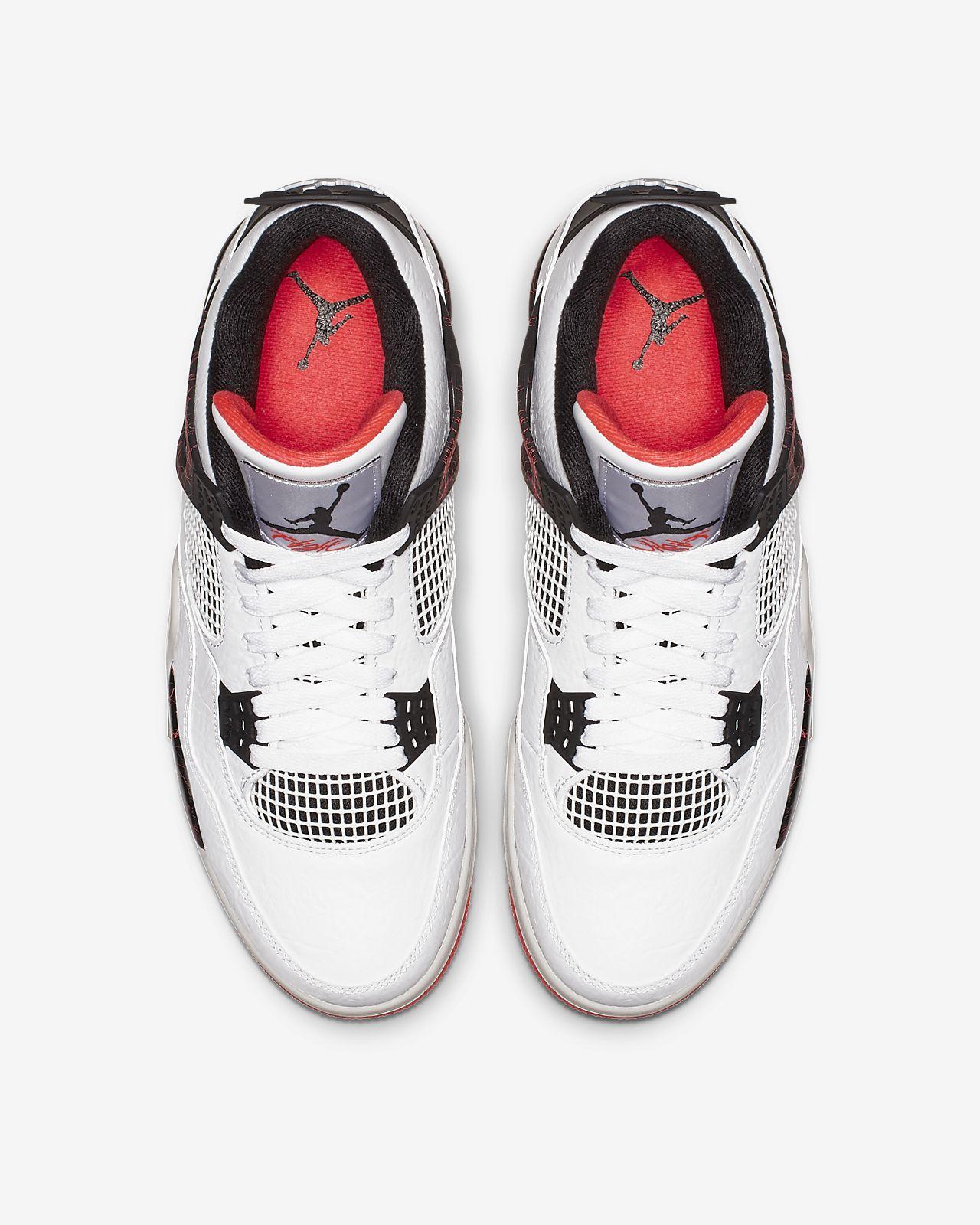 afbed77622ca Air Jordan 4 Retro Men s Shoe. Nike.com IN