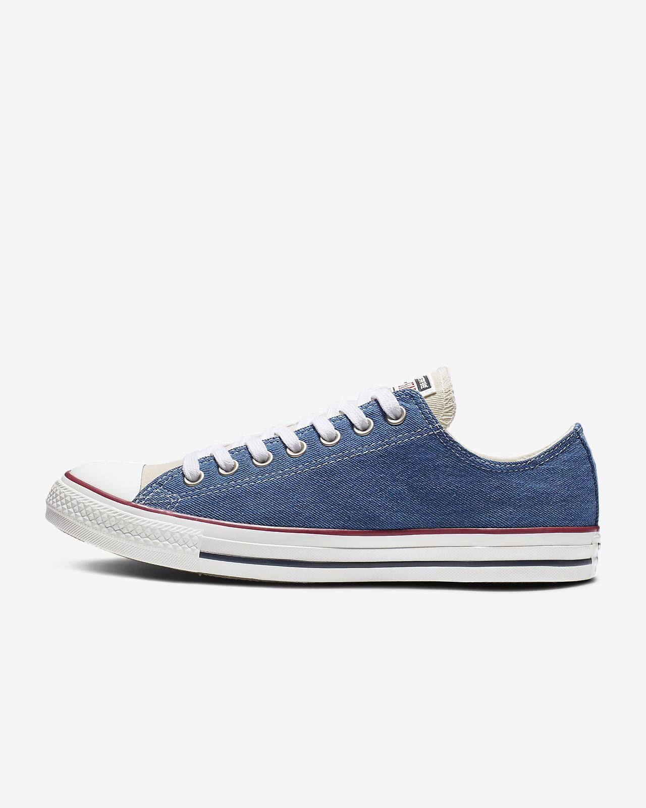 Chuck Taylor Denim Low Top Unisex Shoe