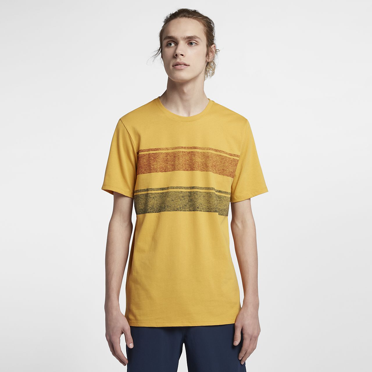 31761315d0 Hurley Pendleton Yellowstone Striped Men s T-Shirt. Nike.com