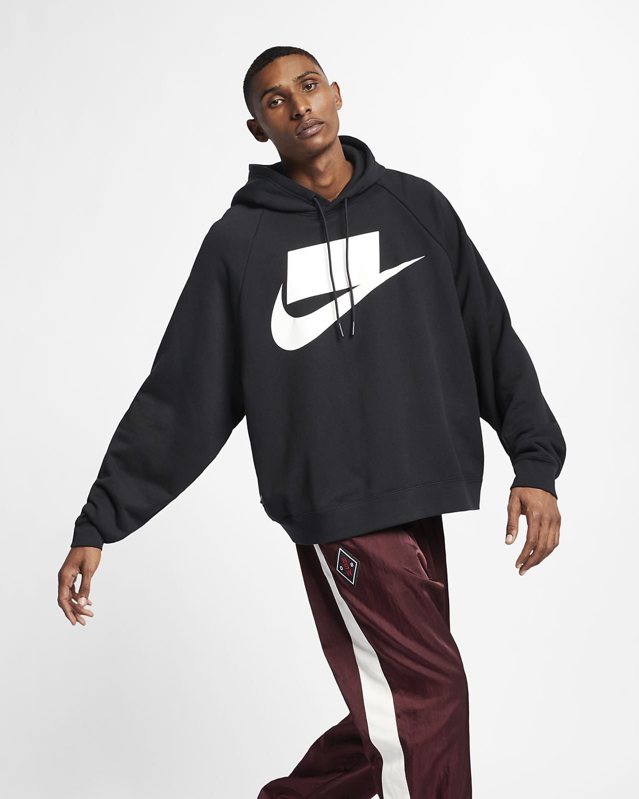 finest selection 97598 63c2f ... Nike Sportswear NSW French Terry Hoodie
