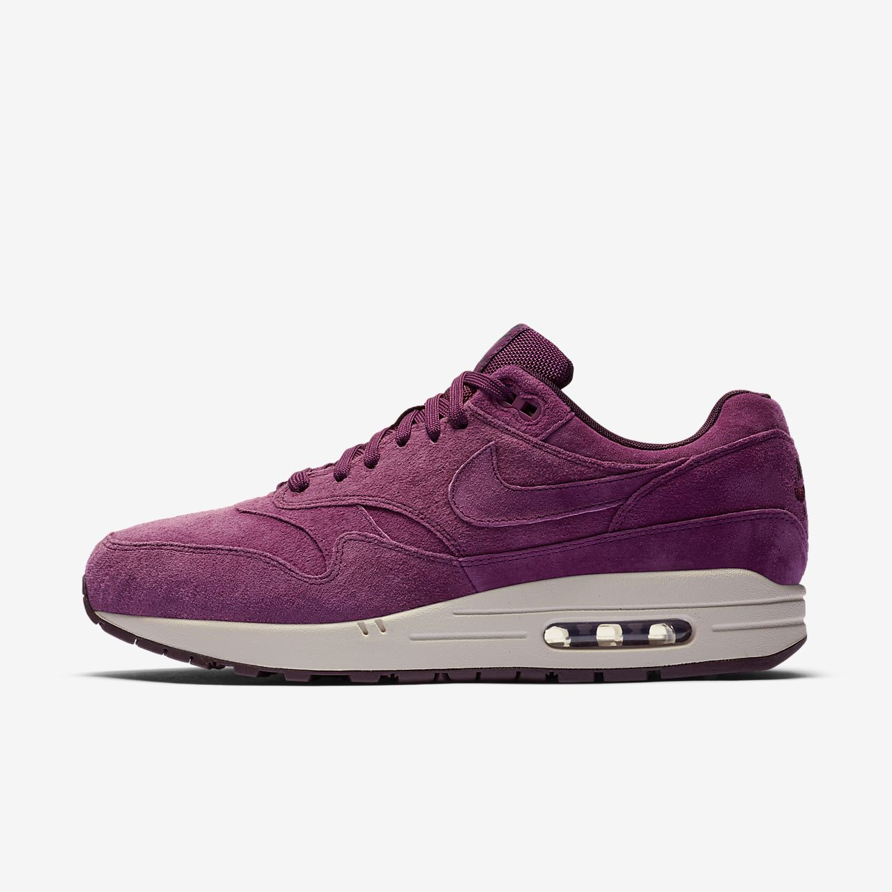 pretty nice 675c7 a3cfb ... Nike Air Max 1 Premium Men s Shoe