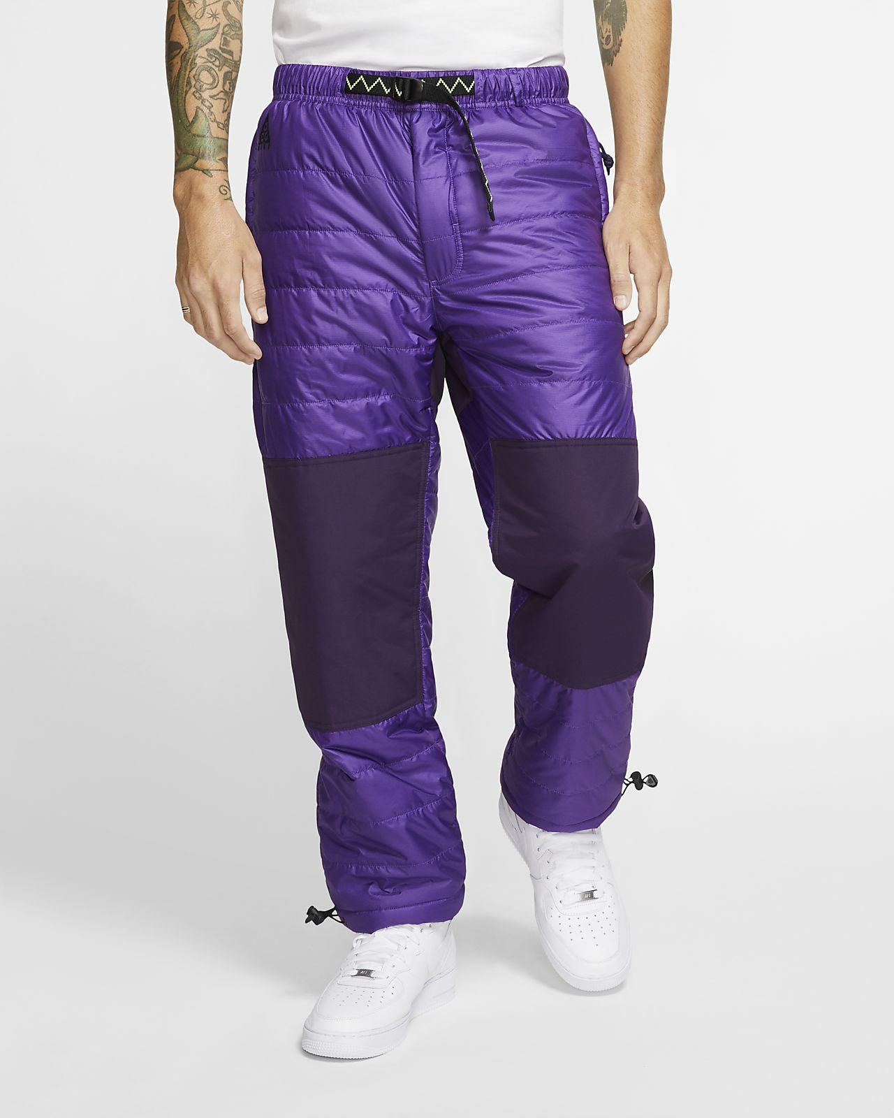 Мужские брюки для бега по пересеченной местности Nike ACG Primaloft®