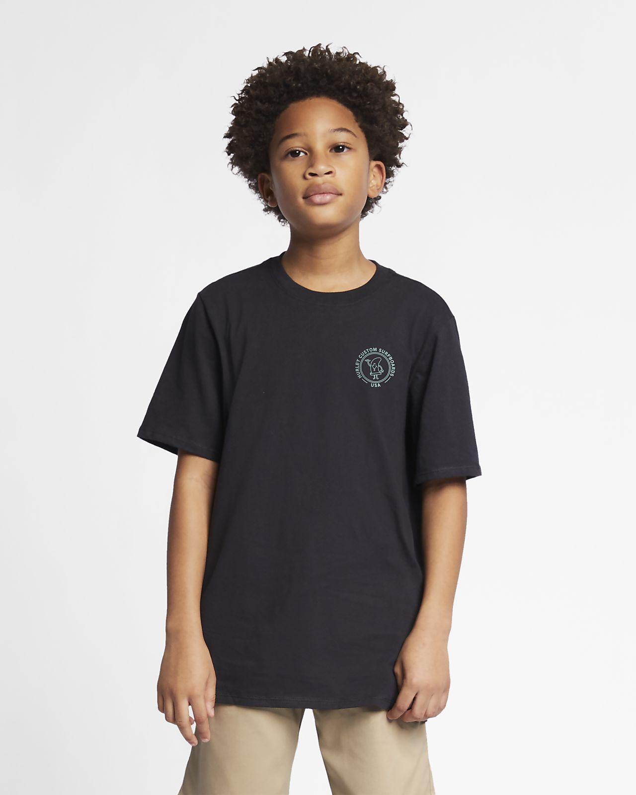 Tee-shirt Hurley Premium Finjamin pour Garçon