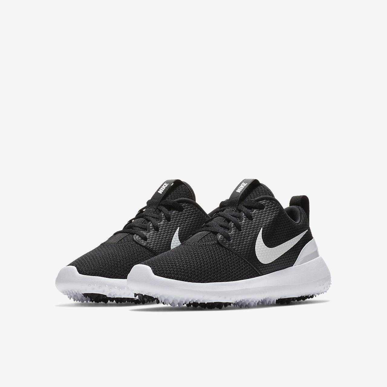 new concept 4df4c bdb93 Nike Roshe Jr. Little/Big Kids' Golf Shoe