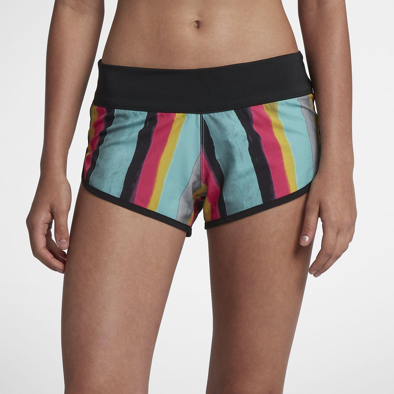 Calções de banho Hurley Phantom Resin Beachrider para mulher. Nike ... 1dcf36c5e1c86