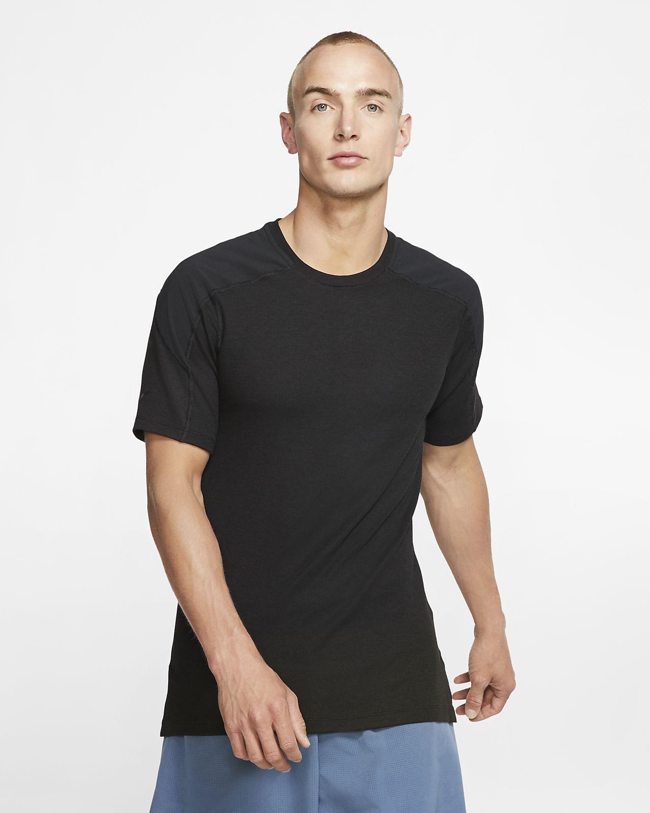 Nike Dri-FIT Men's Short-Sleeve Training Top