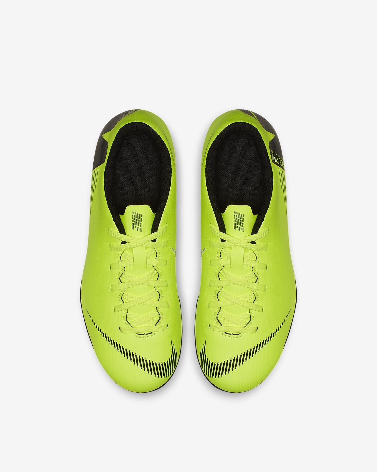 on sale 42282 9191a ... Nike Jr. Vapor 12 Club MG fotballsko til flere underlag til store barn