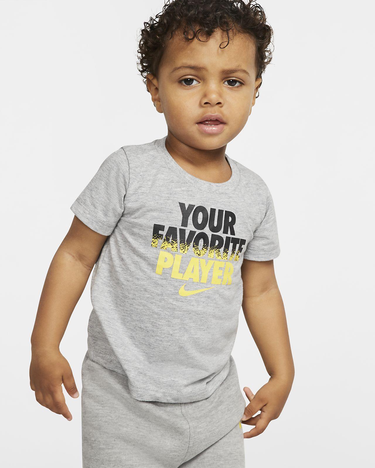 Tee-shirt LeBron pour Bébé (12-24 mois)