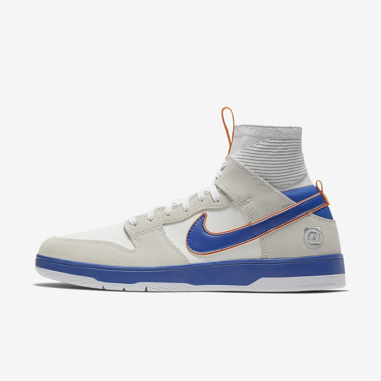 newest 7be48 dfb03 ... coupon code for chaussure de skateboard nike sb x medicom dunk high  elite qs pour homme