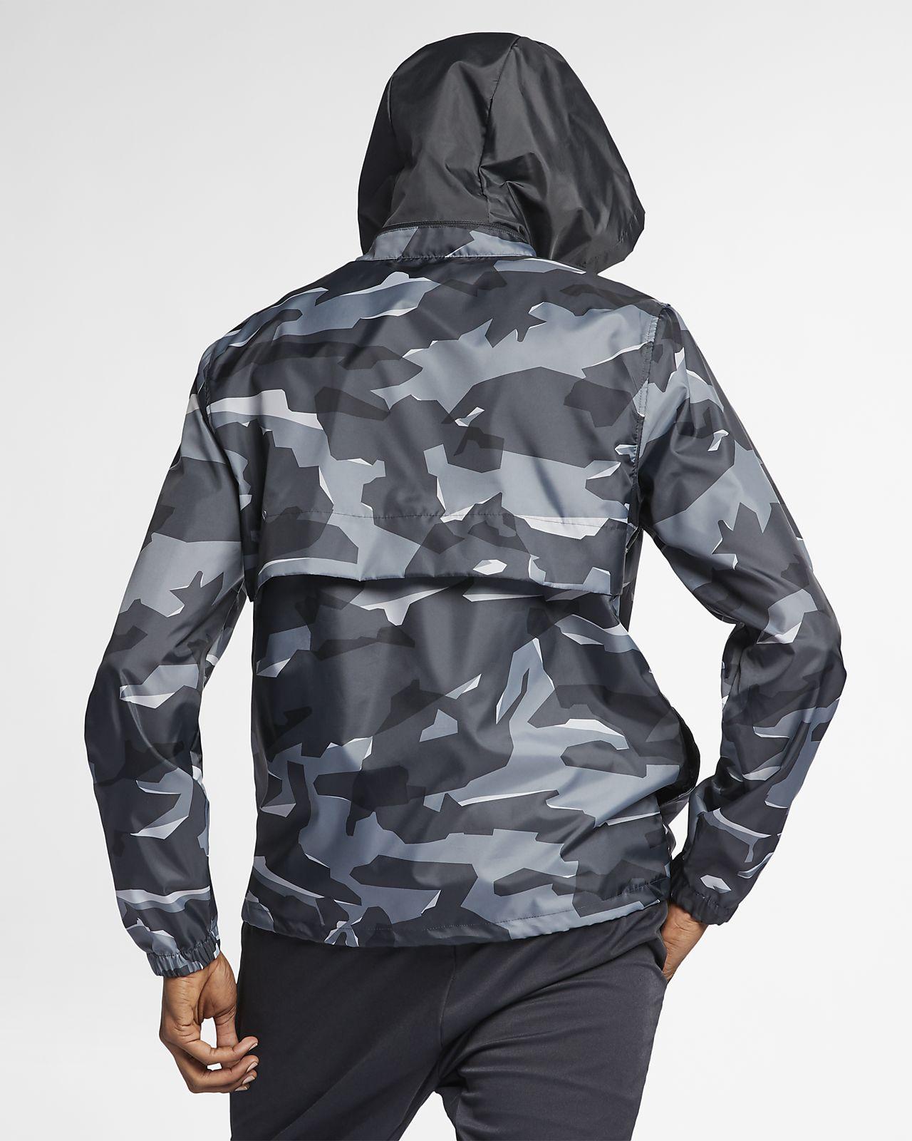 Nike Hombre De Camuflaje Chaqueta Wnzneya8 Sportswear Es Capucha Con 1ZEqSR