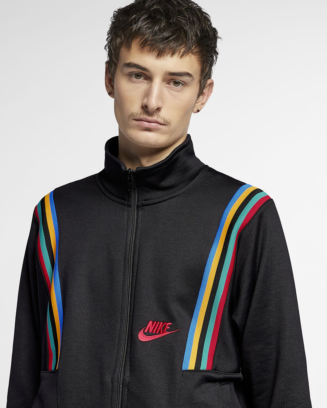 cd81f05f21 Giacca in French Terry Nike Sportswear. Nike.com IT