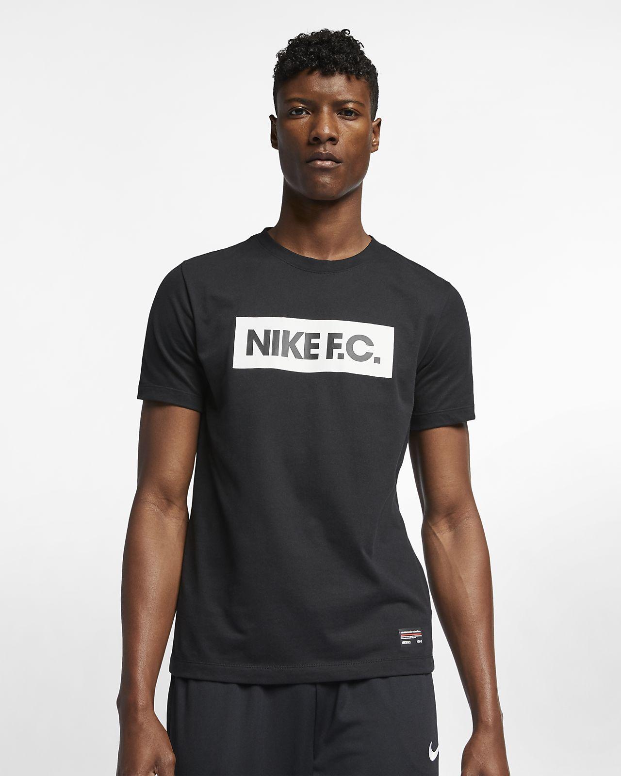 bca56d922964 Ανδρικό ποδοσφαιρικό T-Shirt Nike Dri-FIT F.C.. Nike.com GR