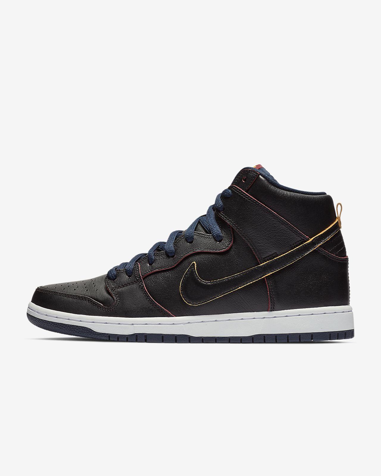 the latest cf744 e18b3 ... Nike SB Dunk High Pro NBA Men s Skate Shoe