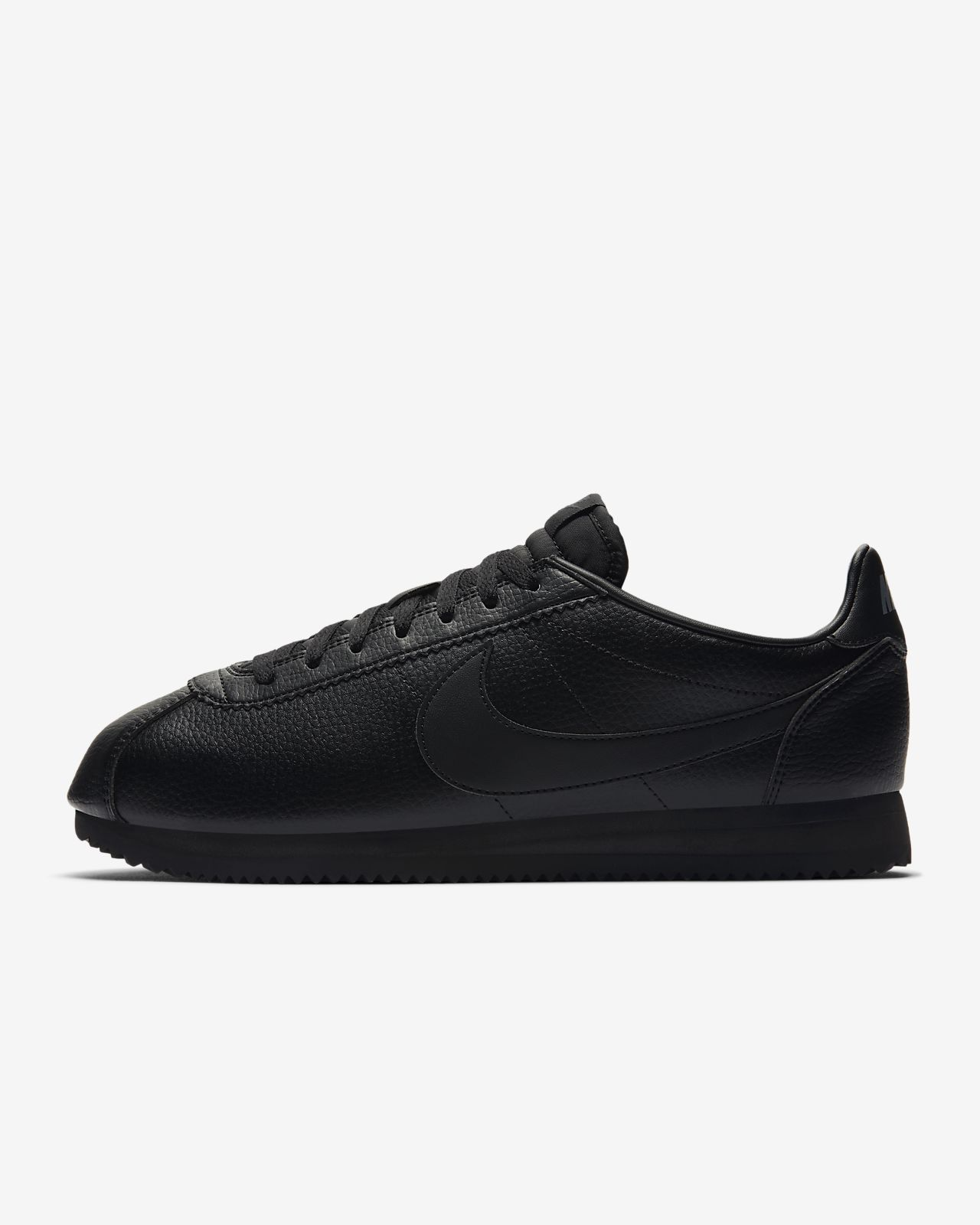 nike classic cortez leather homme