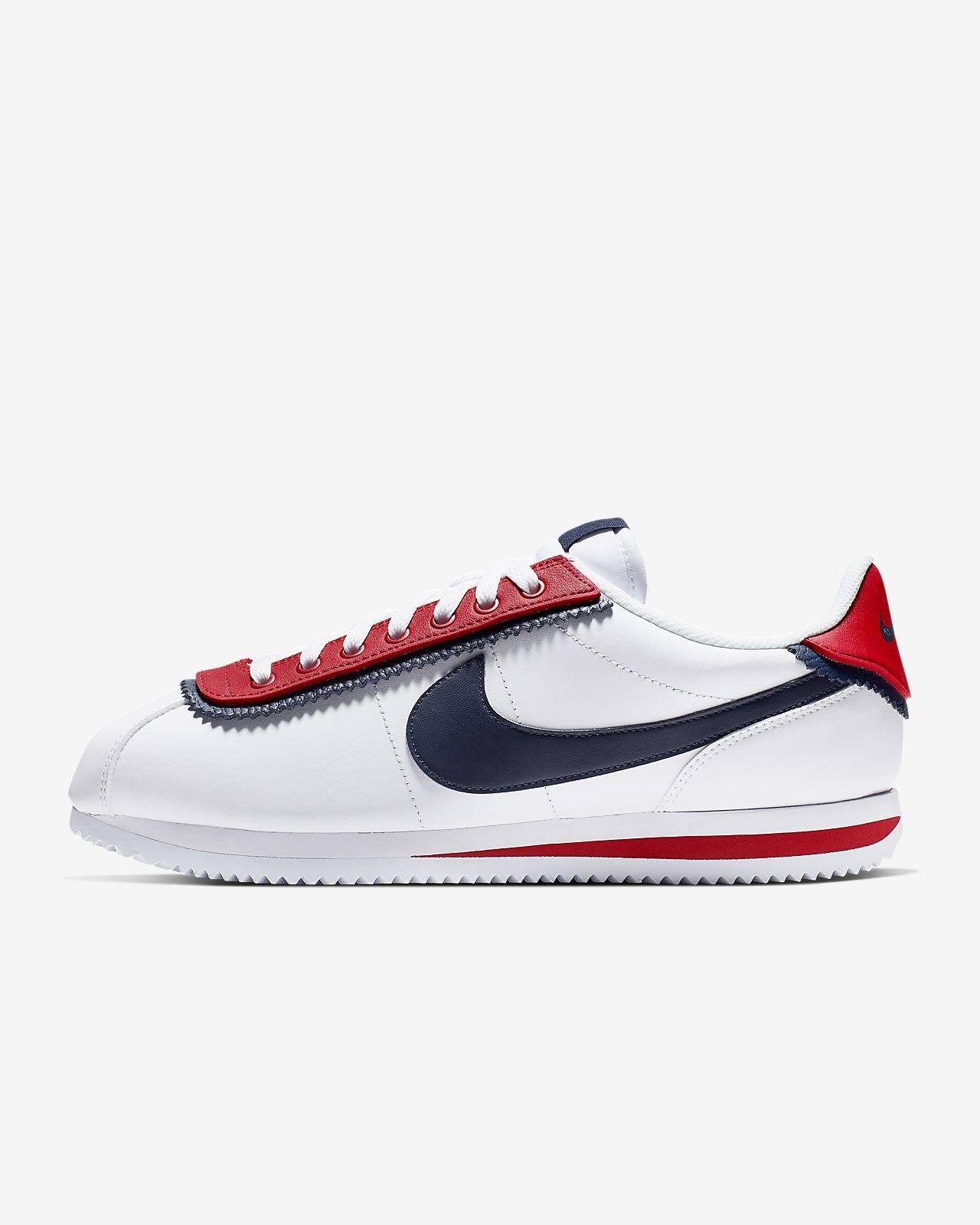 รองเท้าผู้ชาย Nike Cortez Basic SE