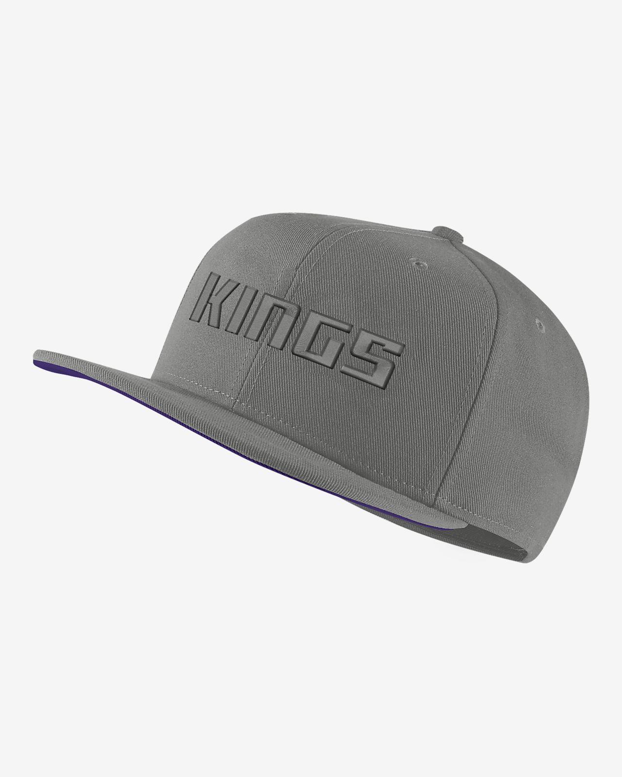 Бейсболка НБА Sacramento Kings Nike AeroBill