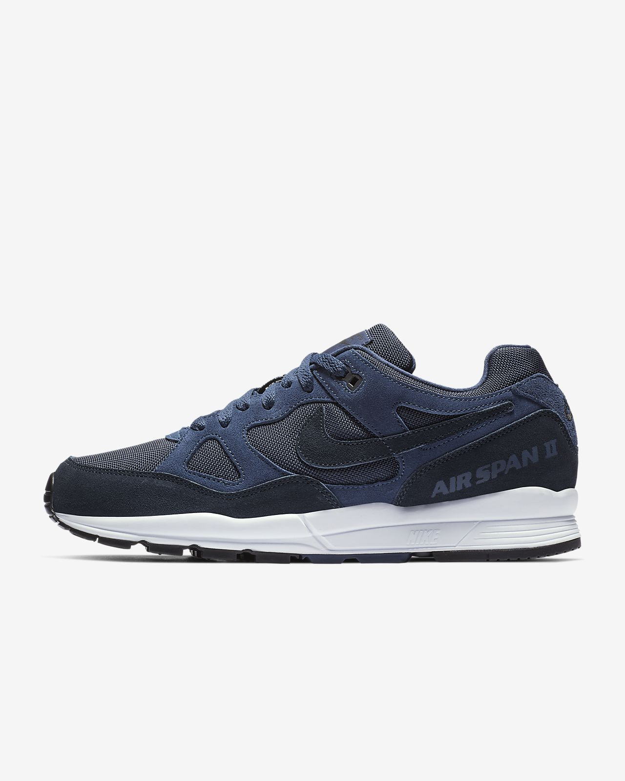 low priced 86420 76fff ... Buty męskie Nike Air Span II SE
