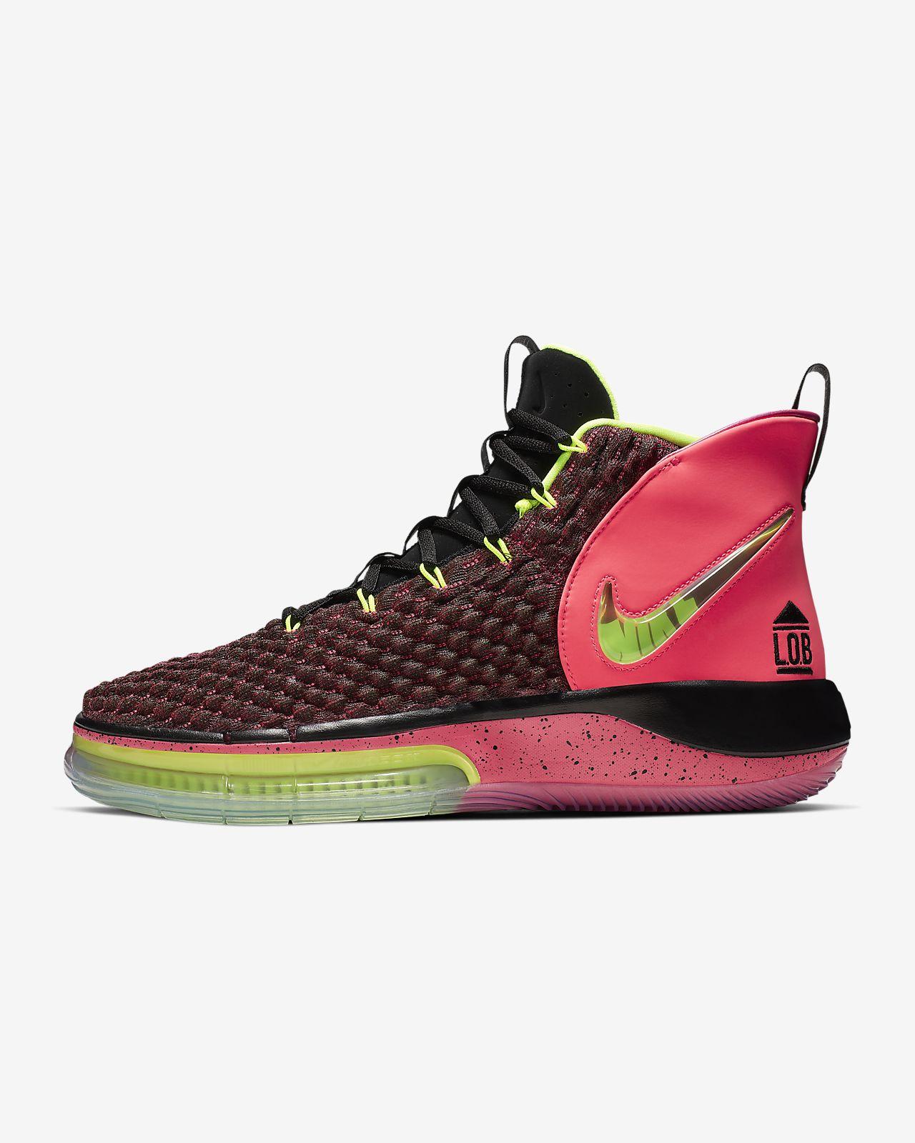 Calzado de básquetbol Nike AlphaDunk