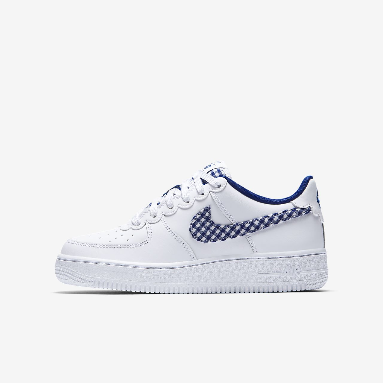 nike air force 1 white kids