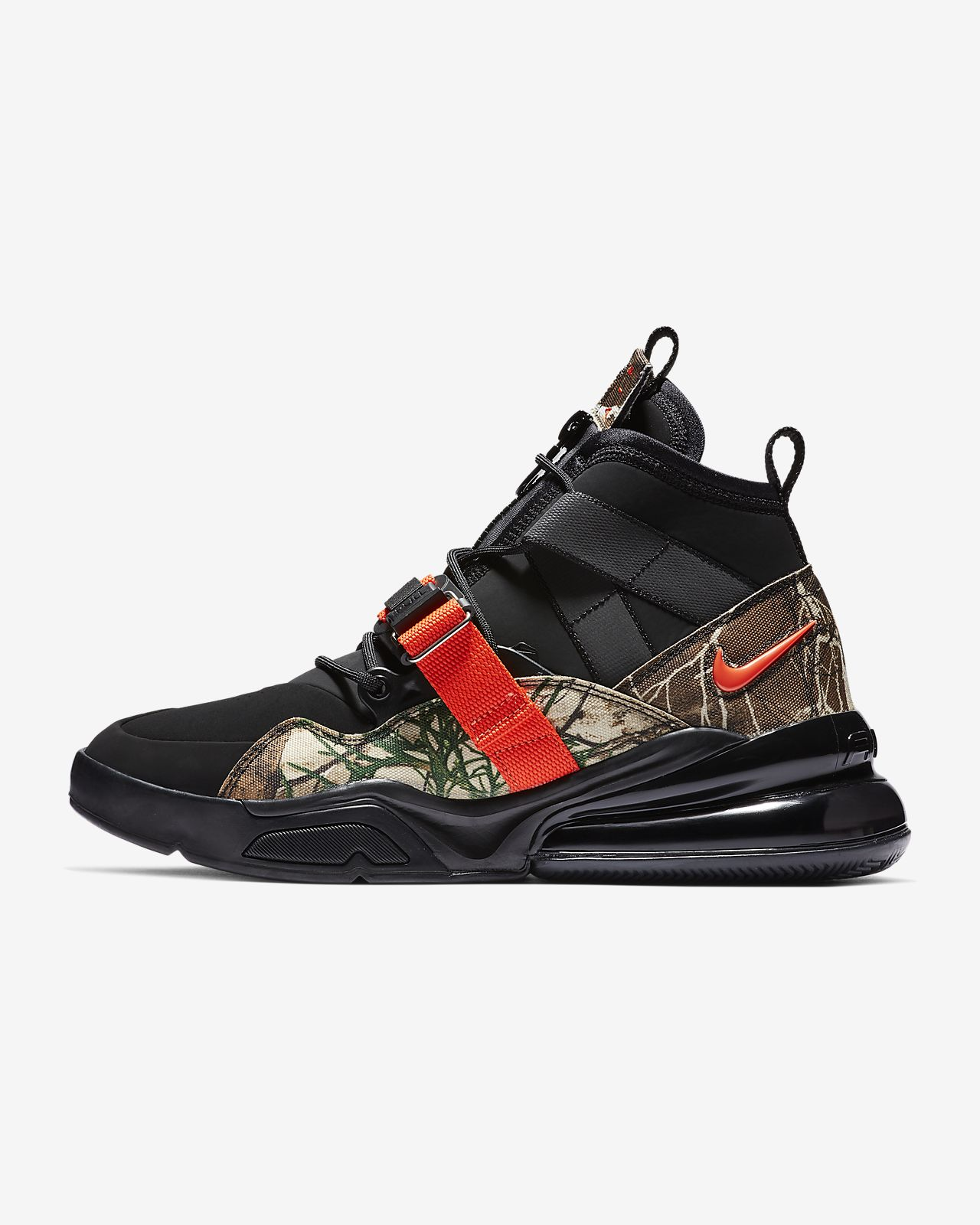 Nike Air Force 270 Utility Realtree BV6071 001 Release Date