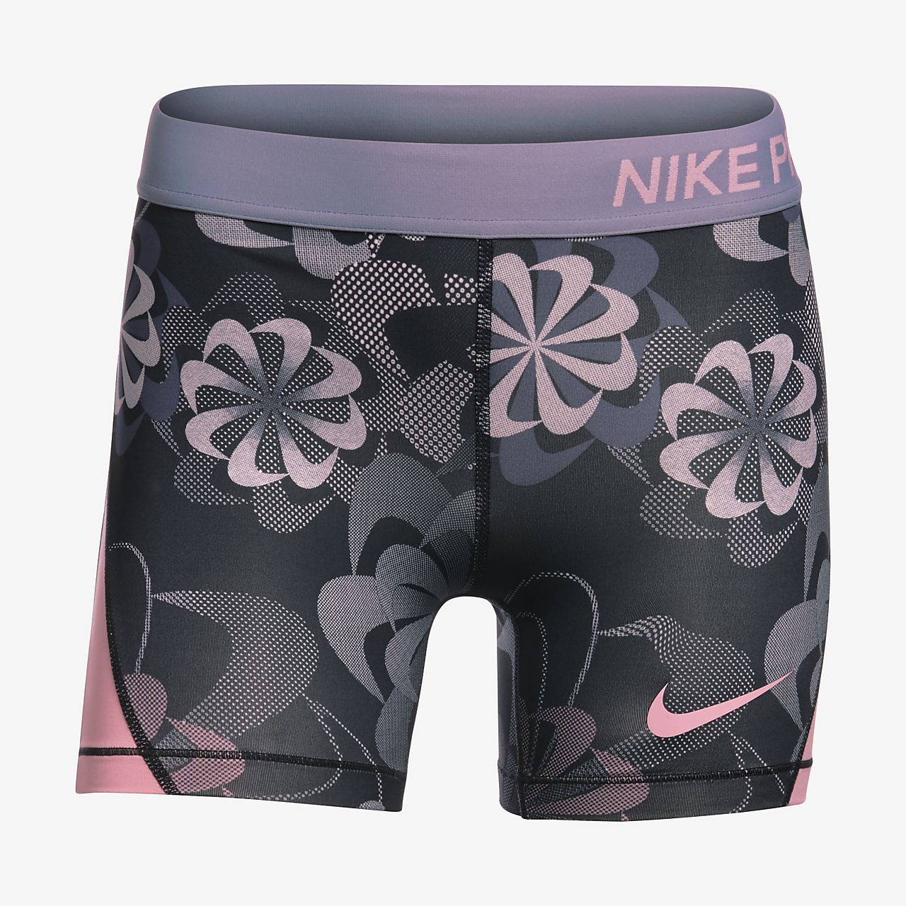 Shorts Clothing Nike Pro Older Kids Girls Shorts
