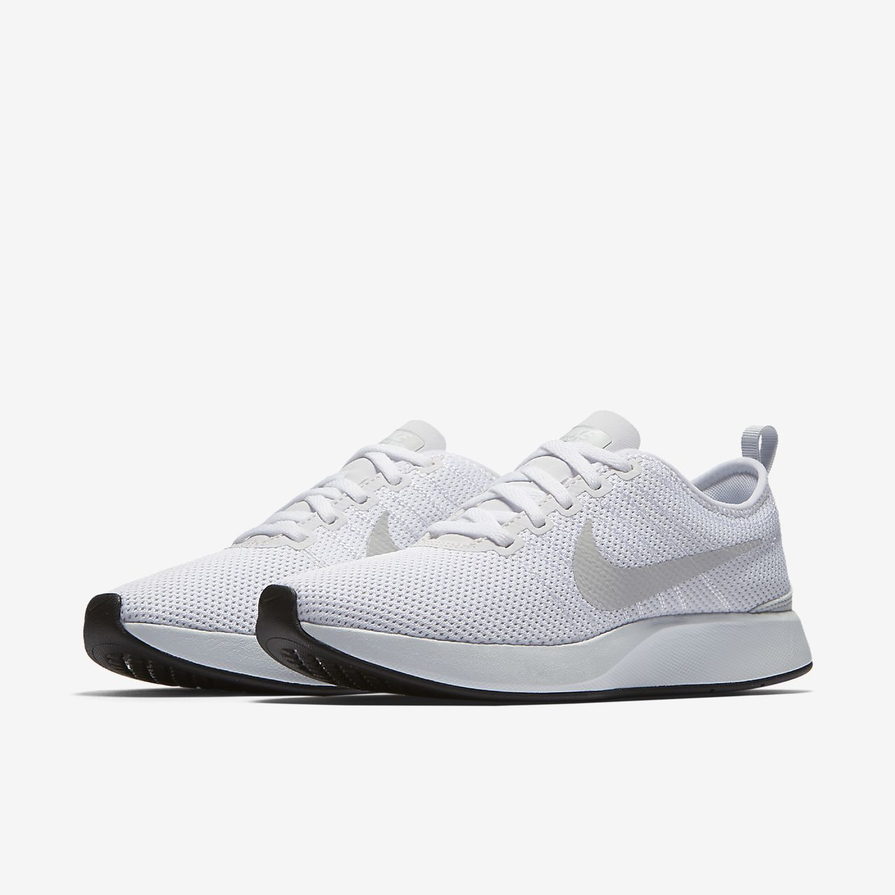 Nike Chaussures Double Racer Ton Blanc AVUNIovzT8