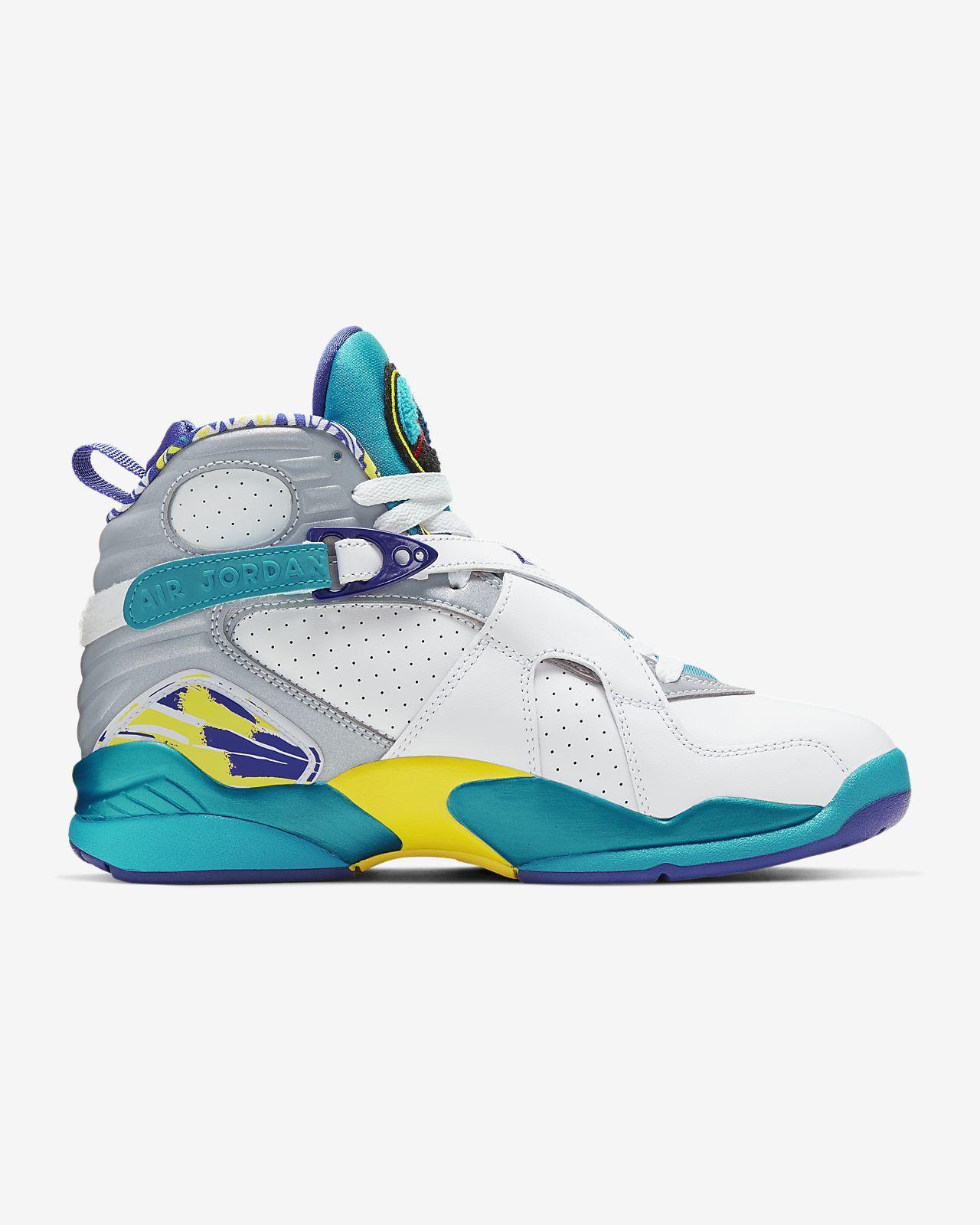 check out bfdc1 61c7b Air Jordan 8 Retro Women's Shoe