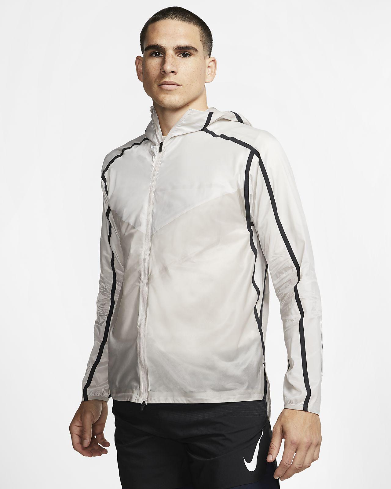 Nike Tech Pack-løbejakke til mænd
