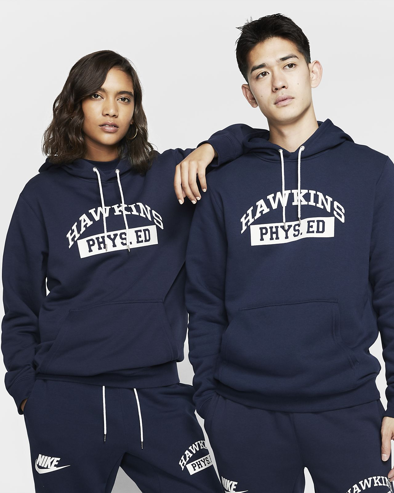 Nike x Stranger Things Men's Club Hoodie