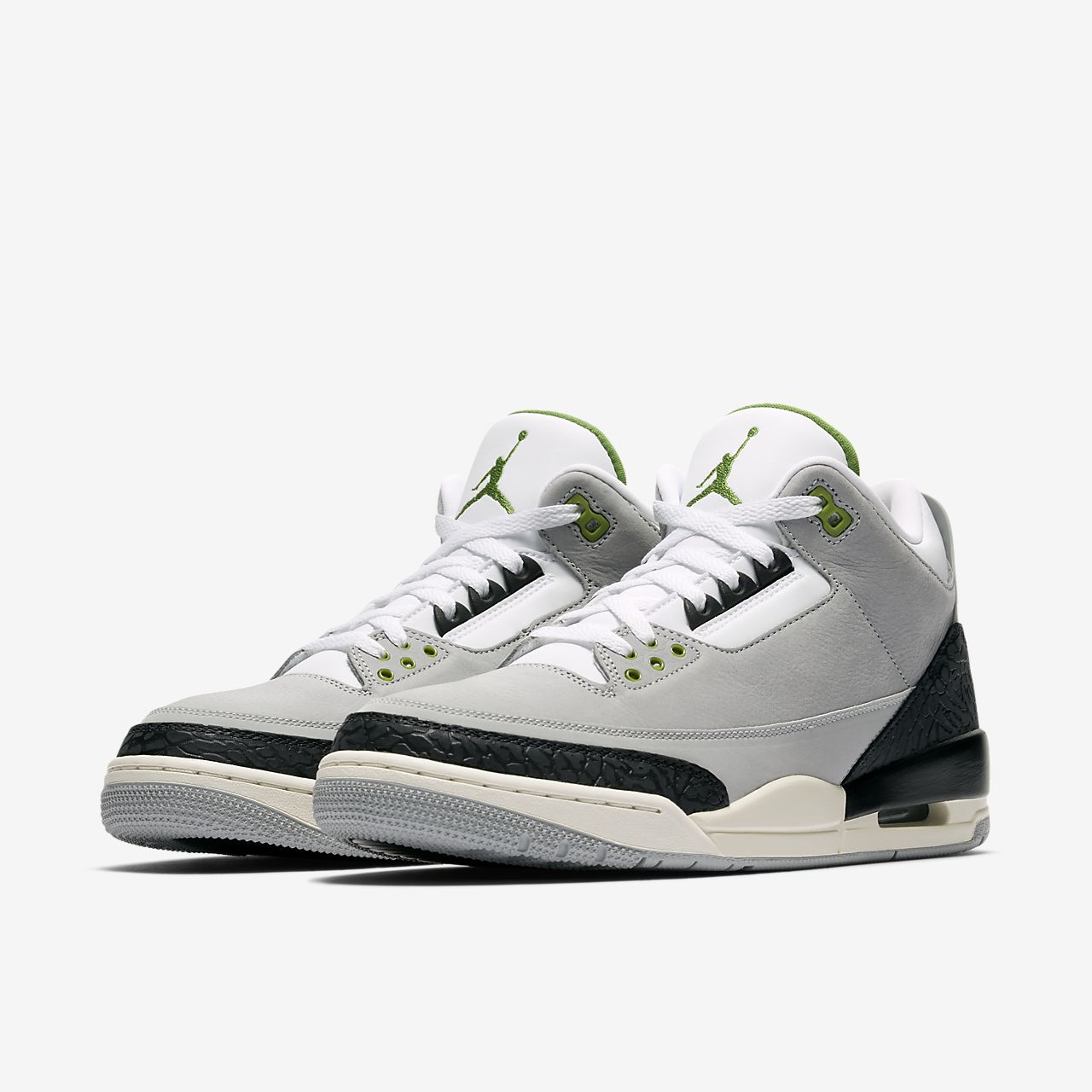 release date: d32ed 0a3d3 ... Air Jordan 3 Retro Herrenschuh