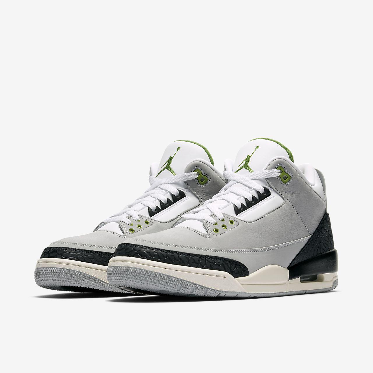 1268dba9d Air Jordan 3 Retro Zapatillas - Hombre. Nike.com ES