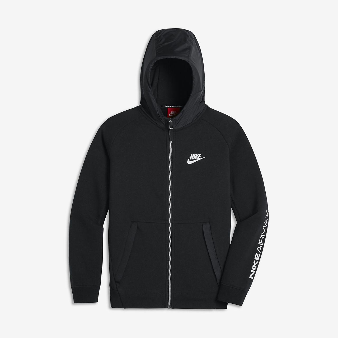 Nike Air Max Hoodie für ältere Kinder (Jungen)