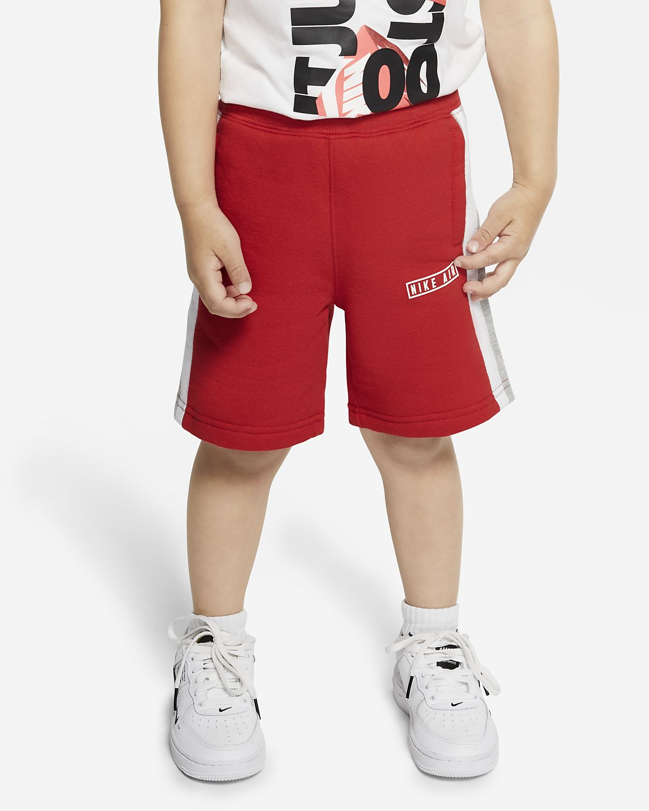 Nike Air Toddler Fleece Shorts