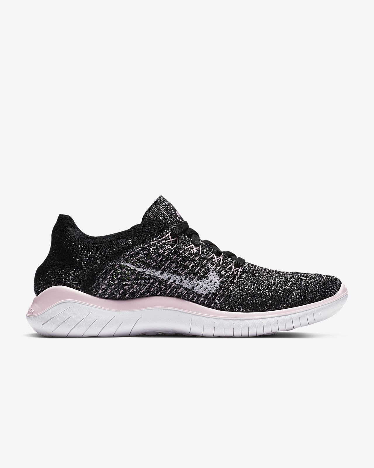 designer fashion 20c3b e0fe3 Nike Free RN Flyknit 2018 Women's Running Shoe