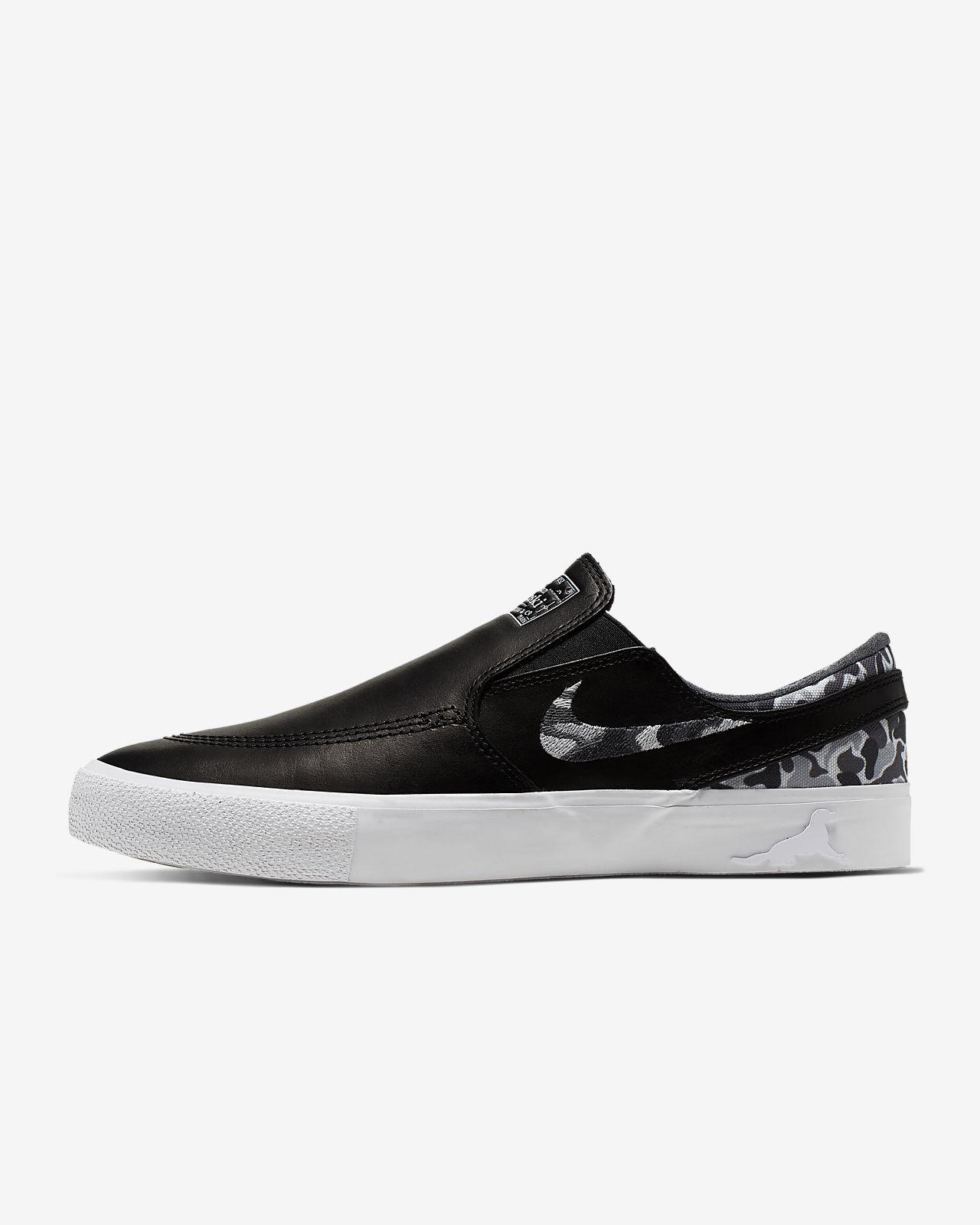 0bfc9a3a94 Nike SB Zoom Stefan Janoski Slip RM Skate Shoe