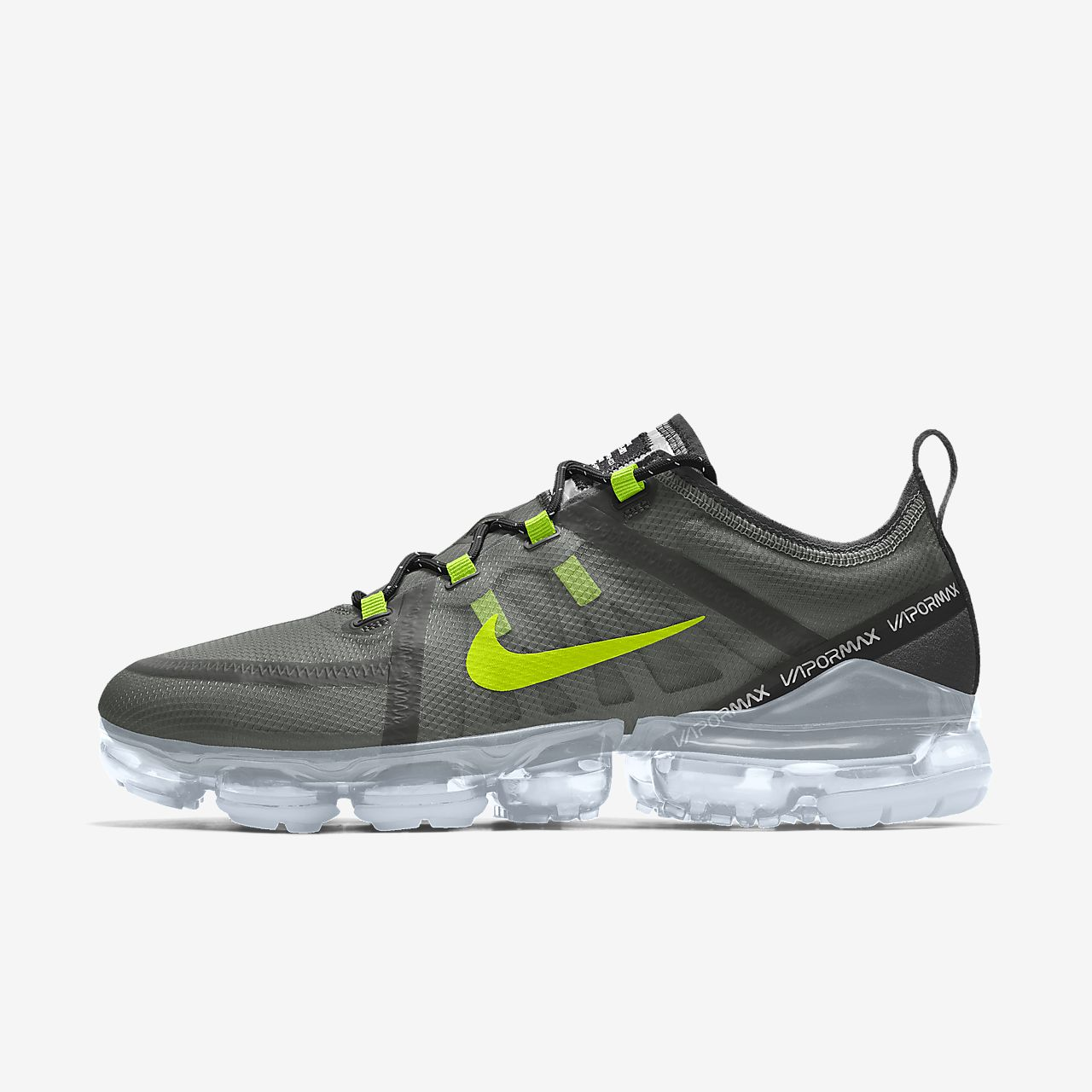 Nike Air VaporMax 2019 By You personalisierbarer Herrenschuh