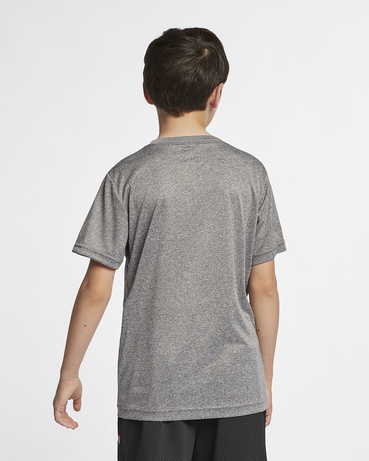 557aeface192 Jordan Dri-FIT Big Kids  (Boys ) T-Shirt. Nike.com