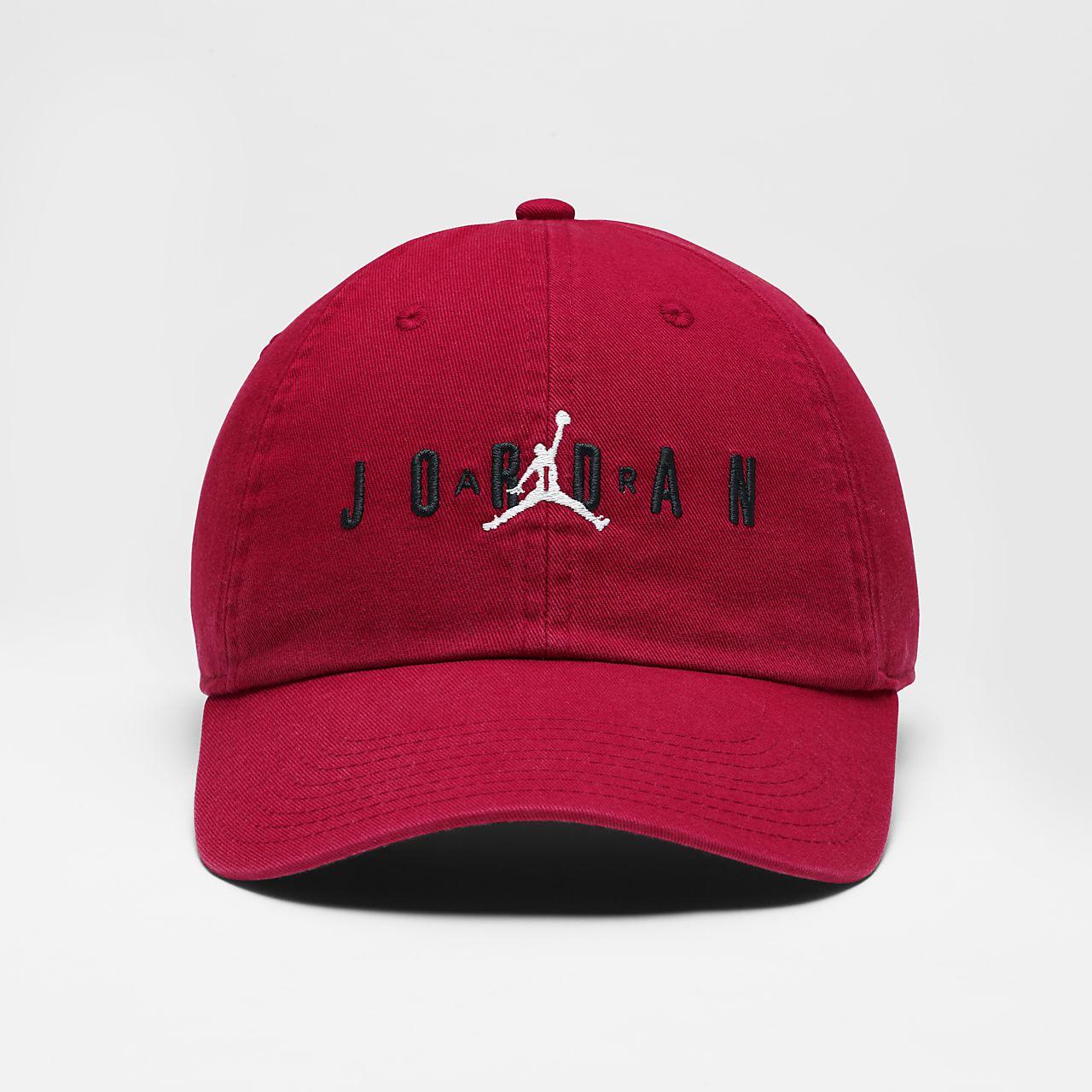 20b28e82938 Jordan Heritage 86 Jumpman Air Adjustable Hat. Nike.com