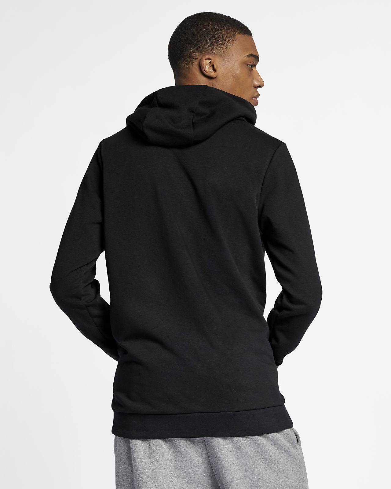 b8ba00a9d24a Jordan Jumpman Air Lightweight Men s Fleece Sweatshirt. Nike.com CA