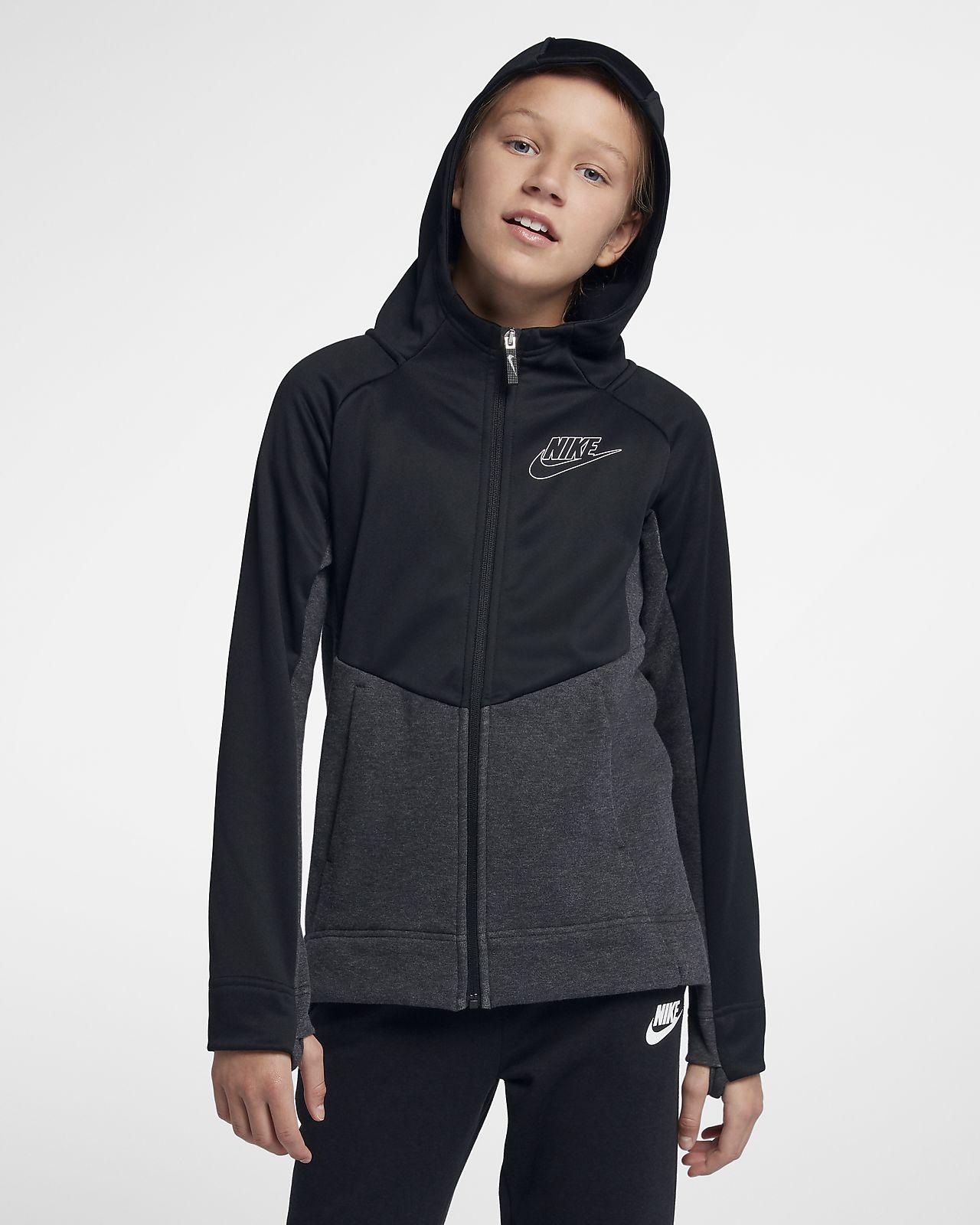 Nike Capuche Âgée Sportswear À Sweat Plus Pour Fille My Saq6WHpwx