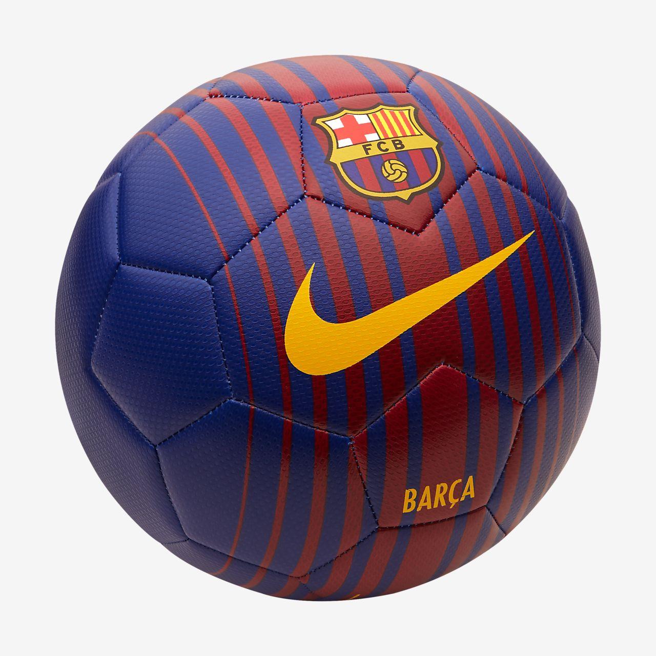 Balón de fútbol FC Barcelona Prestige. Nike.com CL ce6759ffafe84
