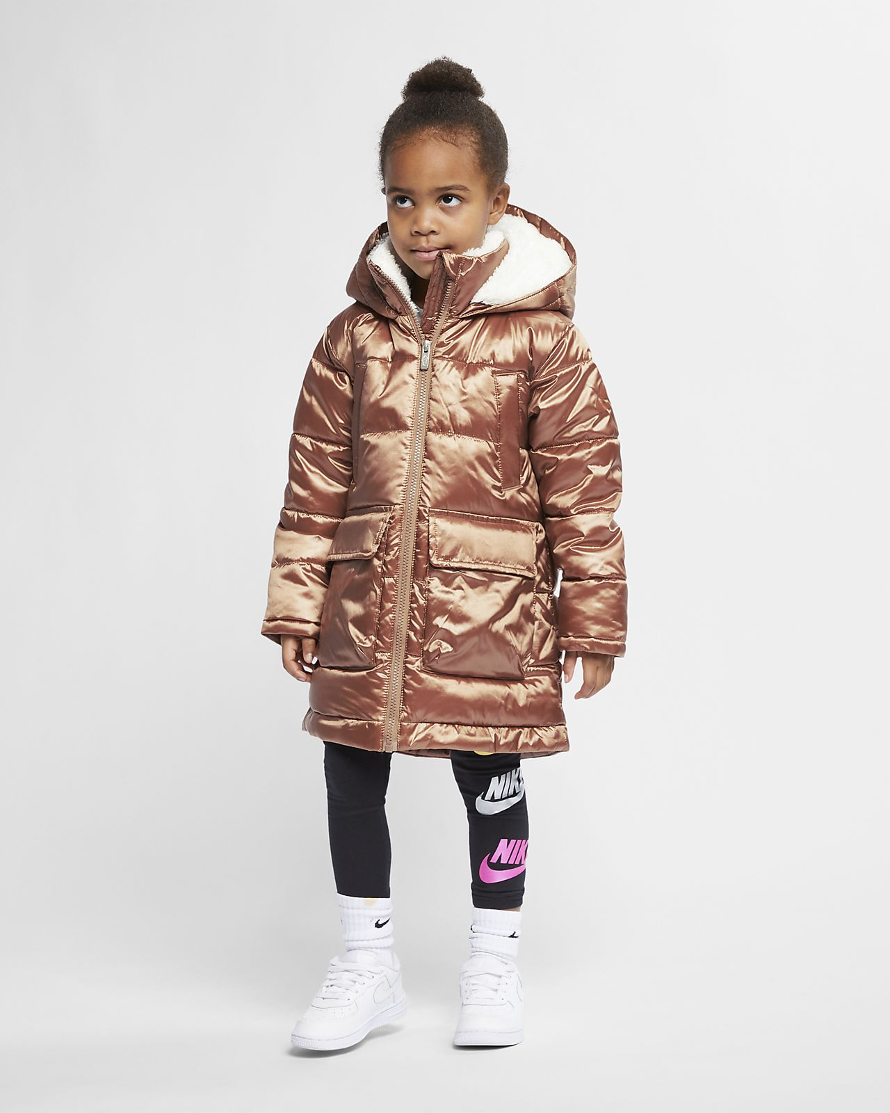 Nike Sportswear Little Kids' Parka