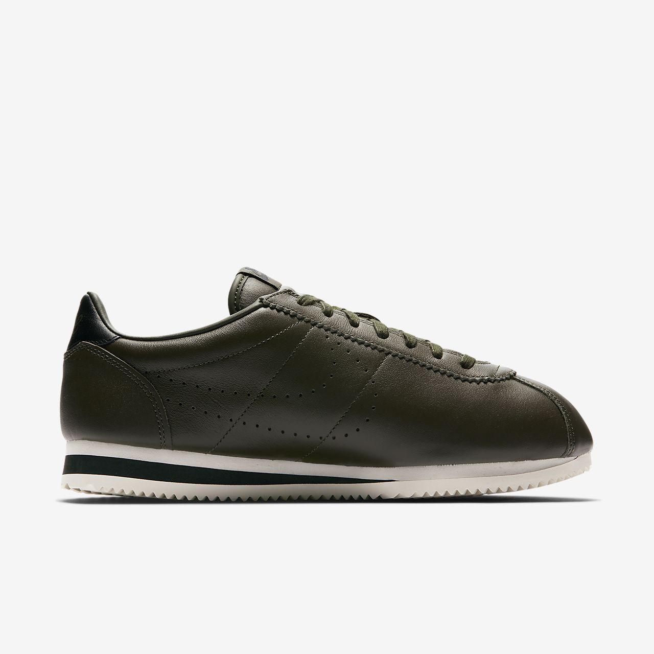 nike classic cortez leather premiun