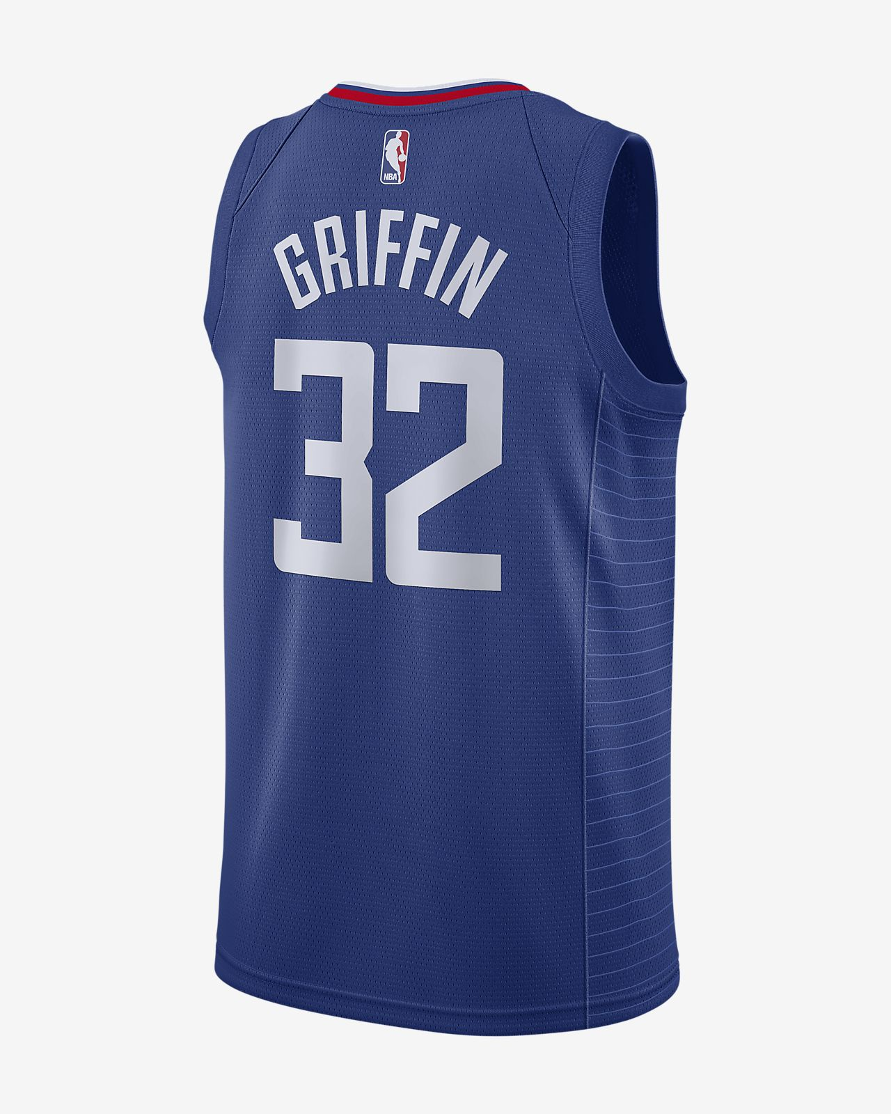 buy online 93154 3d67d Blake Griffin Icon Edition Swingman (LA Clippers) Men's Nike NBA Connected  Jersey