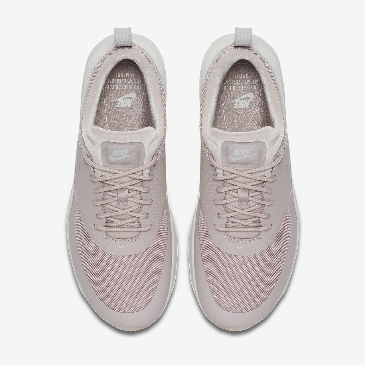 nike air max thea pink and grey nz
