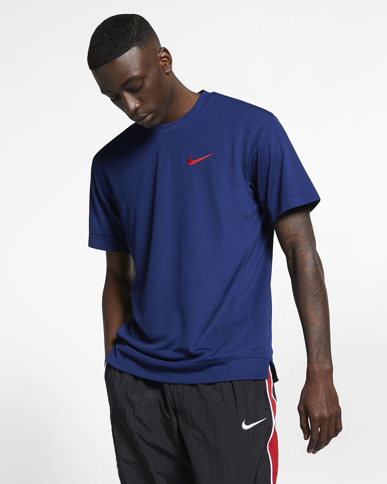Nike Dri-FIT Classic Men's Short-Sleeve Basketball Top