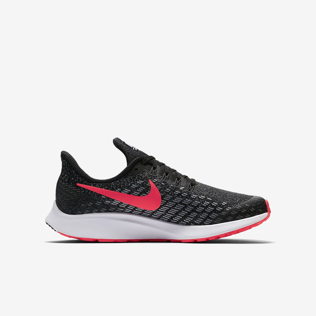 big sale bc218 d62f3 ... Nike Air Zoom Pegasus 35 Little Big Kids  Running Shoe