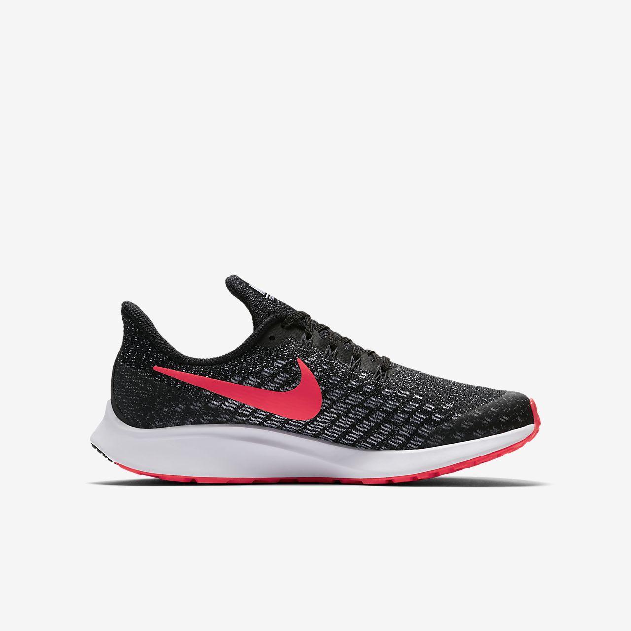 Nike - Air Zoom Pegasus 35 Femmes chaussure de course (noir) - EU 38