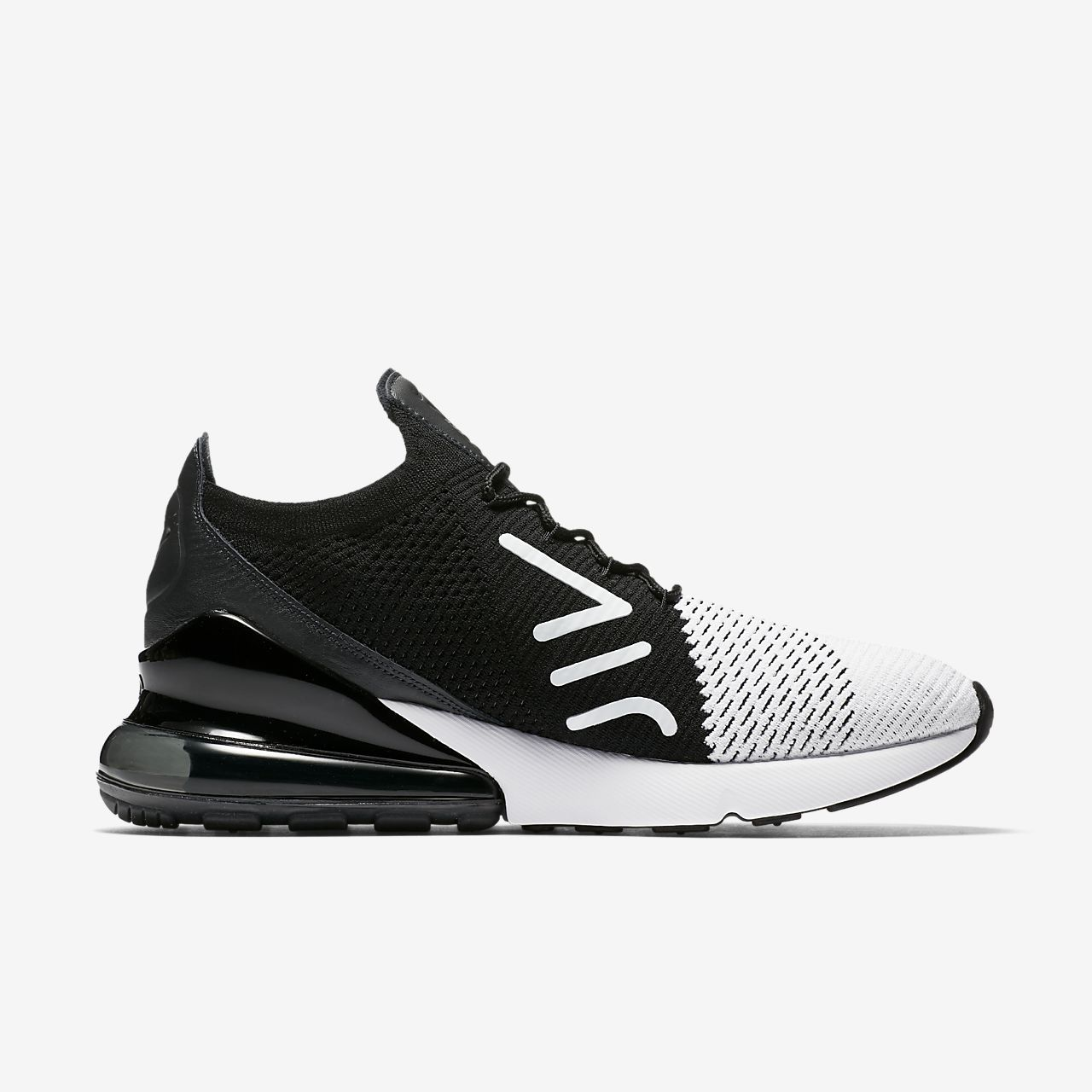 chaussure nike air max 270 flyknit pour homme lu. Black Bedroom Furniture Sets. Home Design Ideas