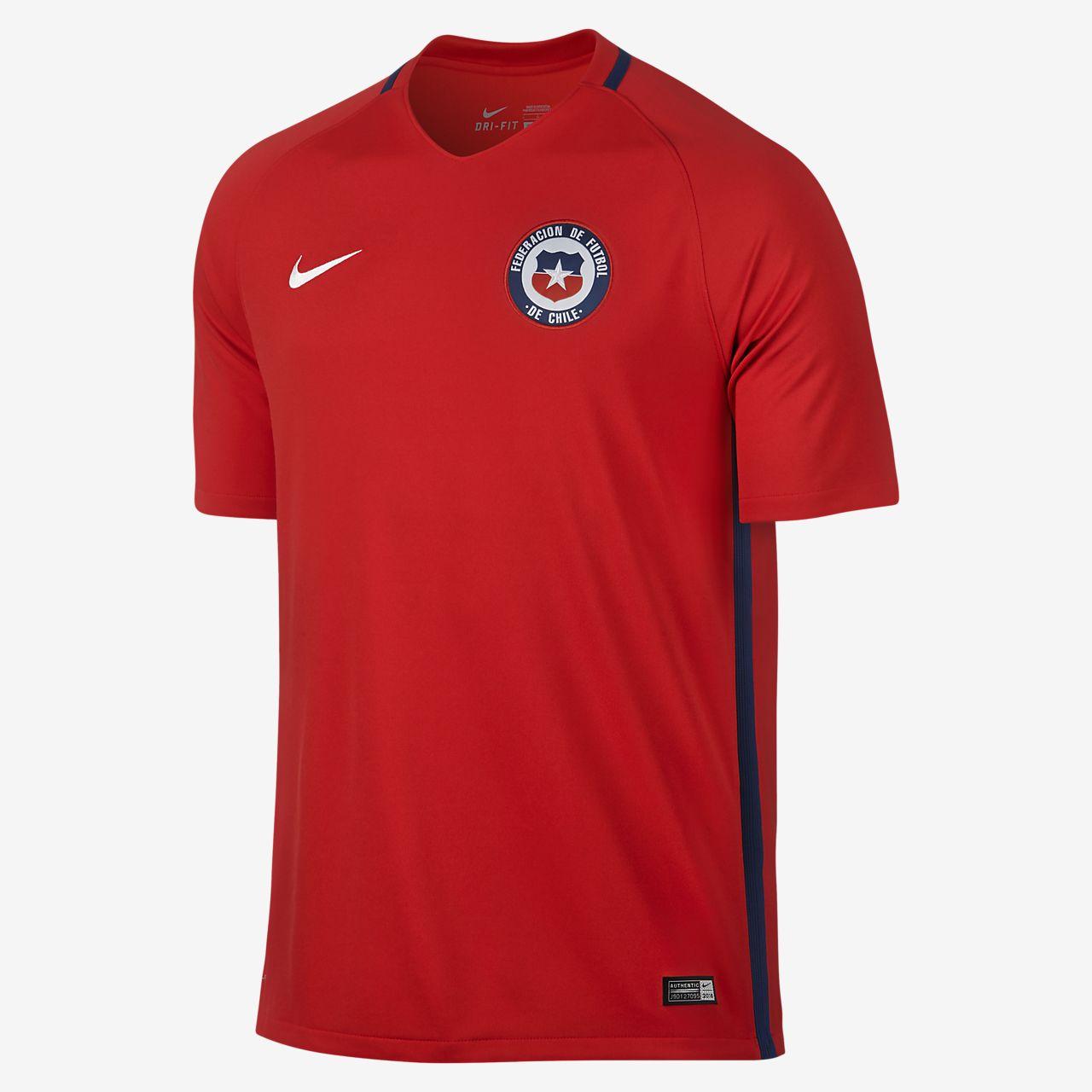 2016 Chile Stadium Home/Away Men\u0027s Football Shirt. Nike.com SA